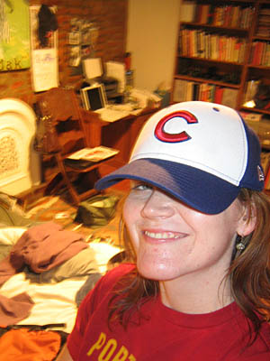 the photo for April 6, 2005